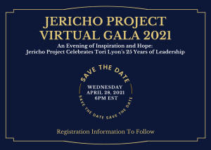 Virtual Gala Save the Date 2021